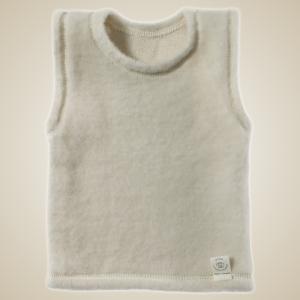 Organic Merino Vest